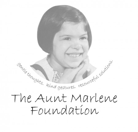 The Aunt Marlene Foundation